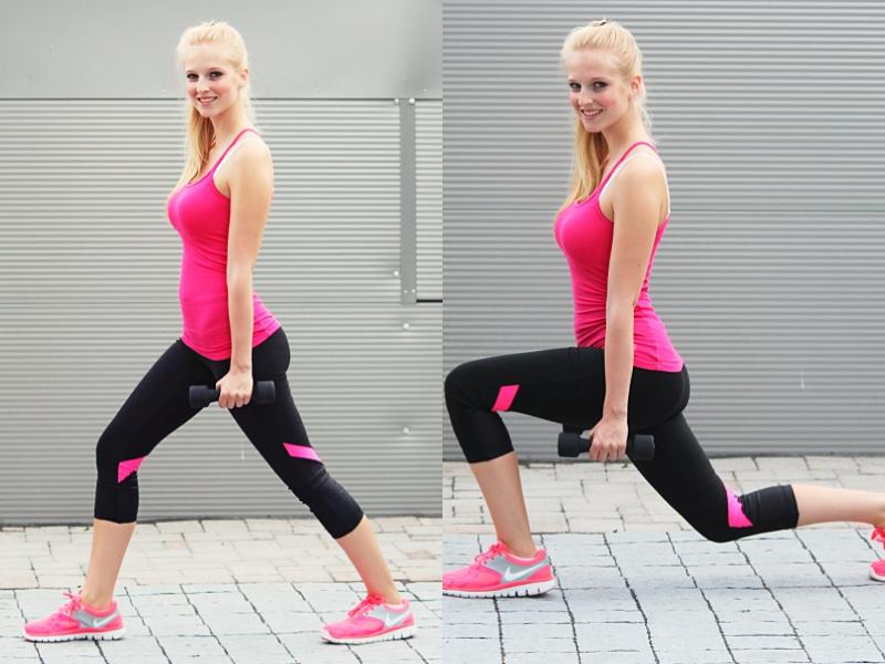 Workout für anfänger leicht