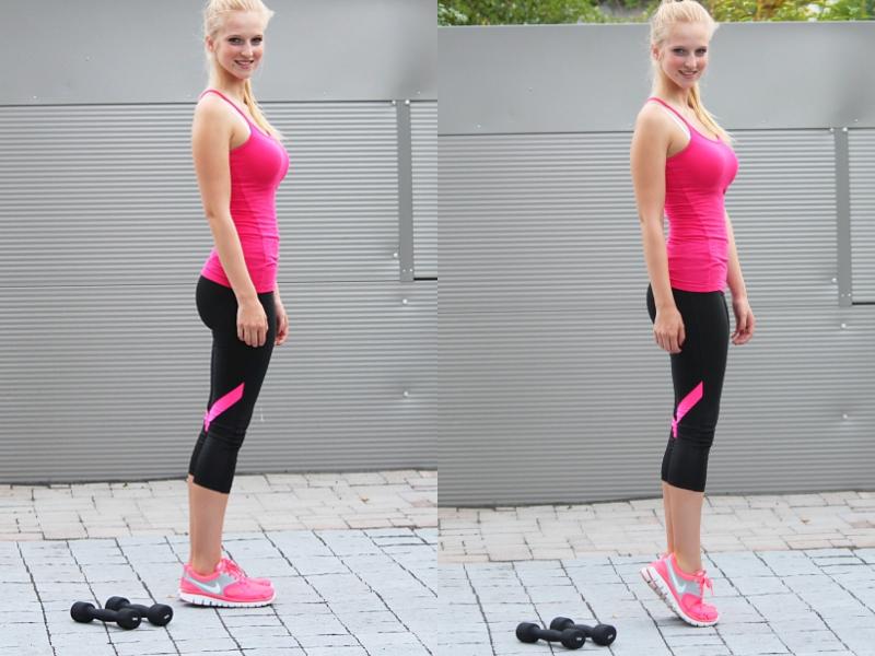 Bauch Beine Pro Übungen